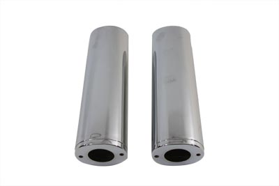 "*UPDATE Fork Slider Chrome Cover Set 4"" Over Stock"