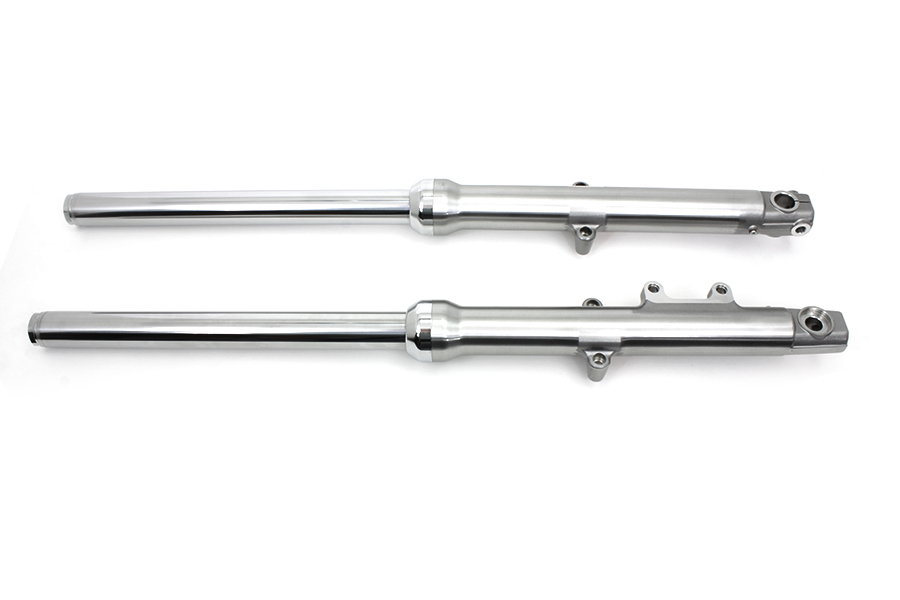 *UPDATE OE 39mm Fork Tube Assembly with Polished Sliders