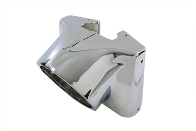 "7"" Headlamp Chrome Cowl Set"