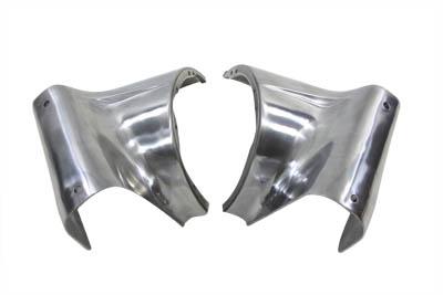 """7"""" Headlamp Polished Cowl Set"""
