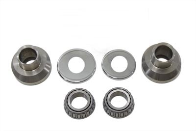 Stainless Steel Raked Fork Neck Cup Kit