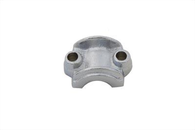 Chrome Fork Slider Axle Cap