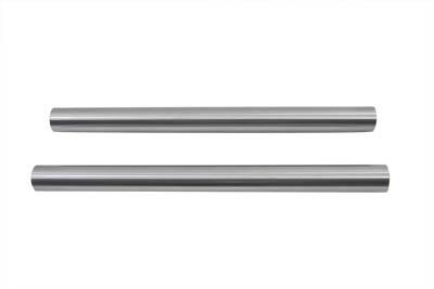 """*UPDATE Chrome 41mm Fork Tube Set 26-7/8"""" Total Length"""