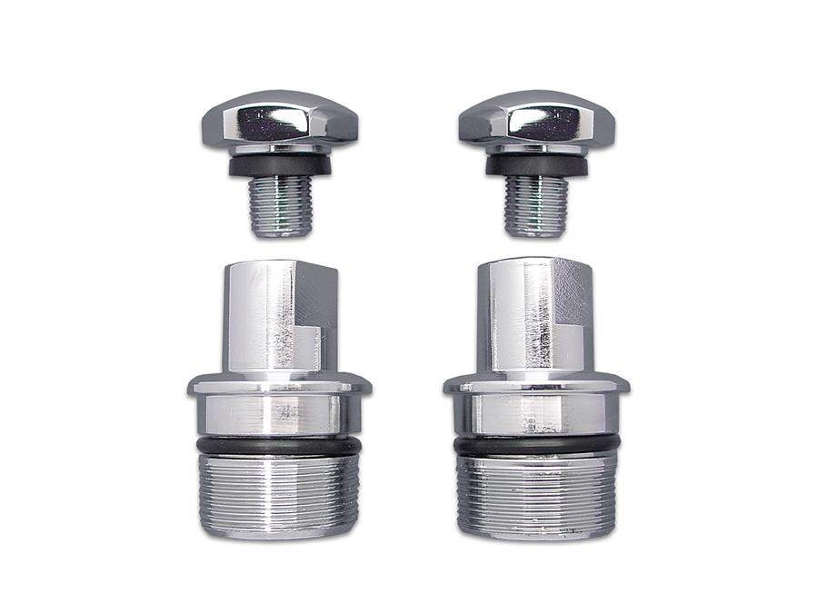 Fork Tube Plug Kit Upper and Lower