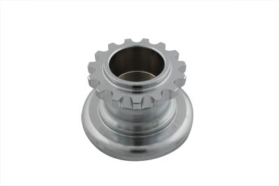 Cone Stem Nut Chrome