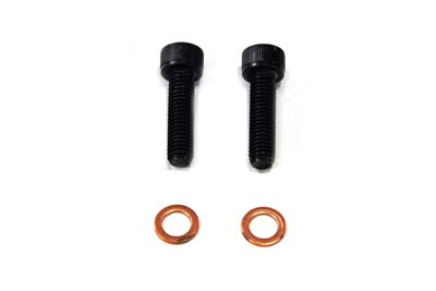 Fork Damper Tube Screw and Washer