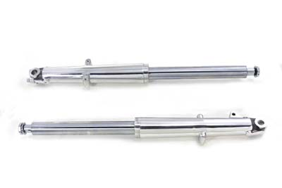 41mm Hard Chrome Fork Slider Assembly with Polished Sliders