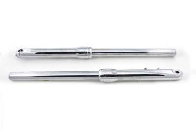 49mm Fork Slider Assembly with Chrome Sliders
