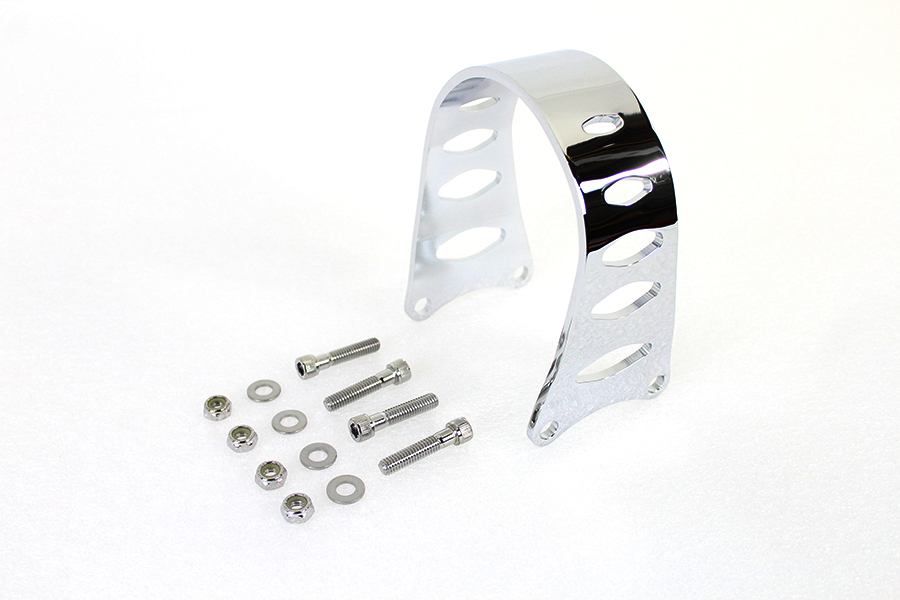 39mm Chrome Tomahawk Front Fork Brace