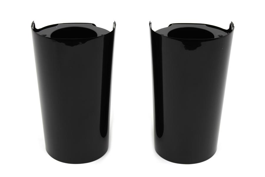 Black Fork Slider Cover Set
