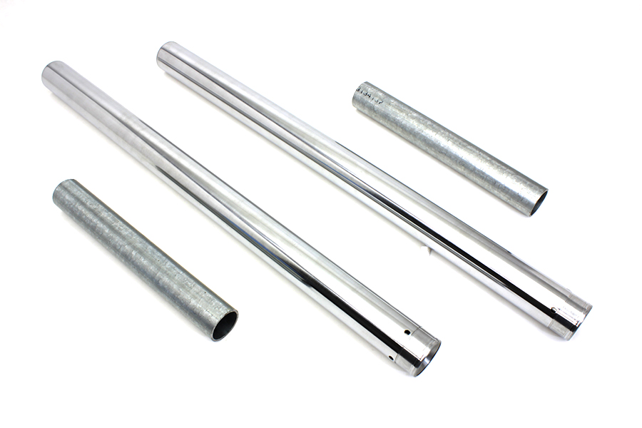 Hard Chrome 49mm Fork Tube Set