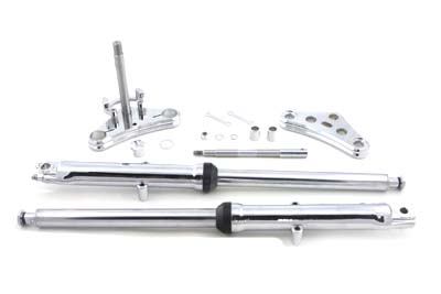 Narrow Glide Fork Assembly