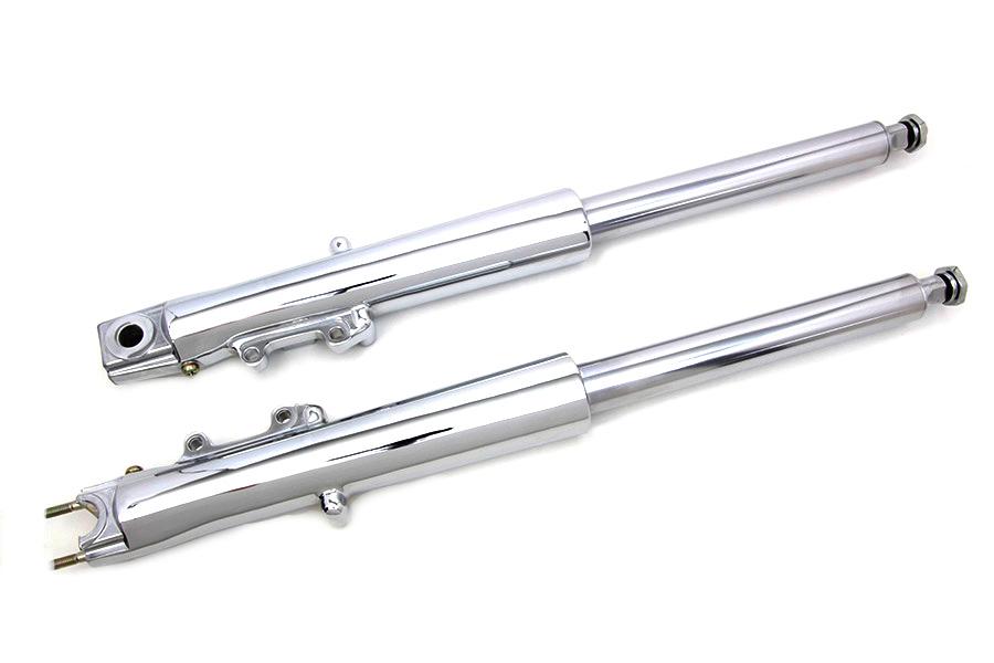 *UPDATE 41mm Fork Slider Assembly with Chrome Sliders