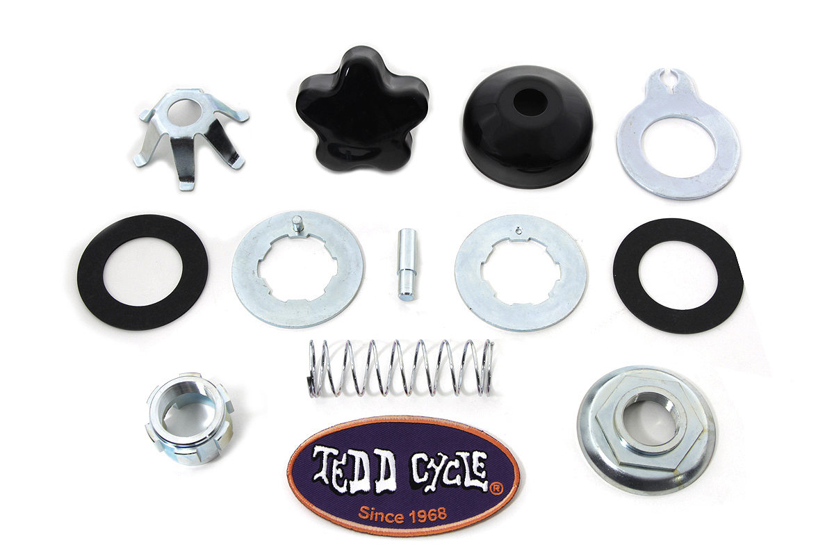 Black Fork Damper Kit
