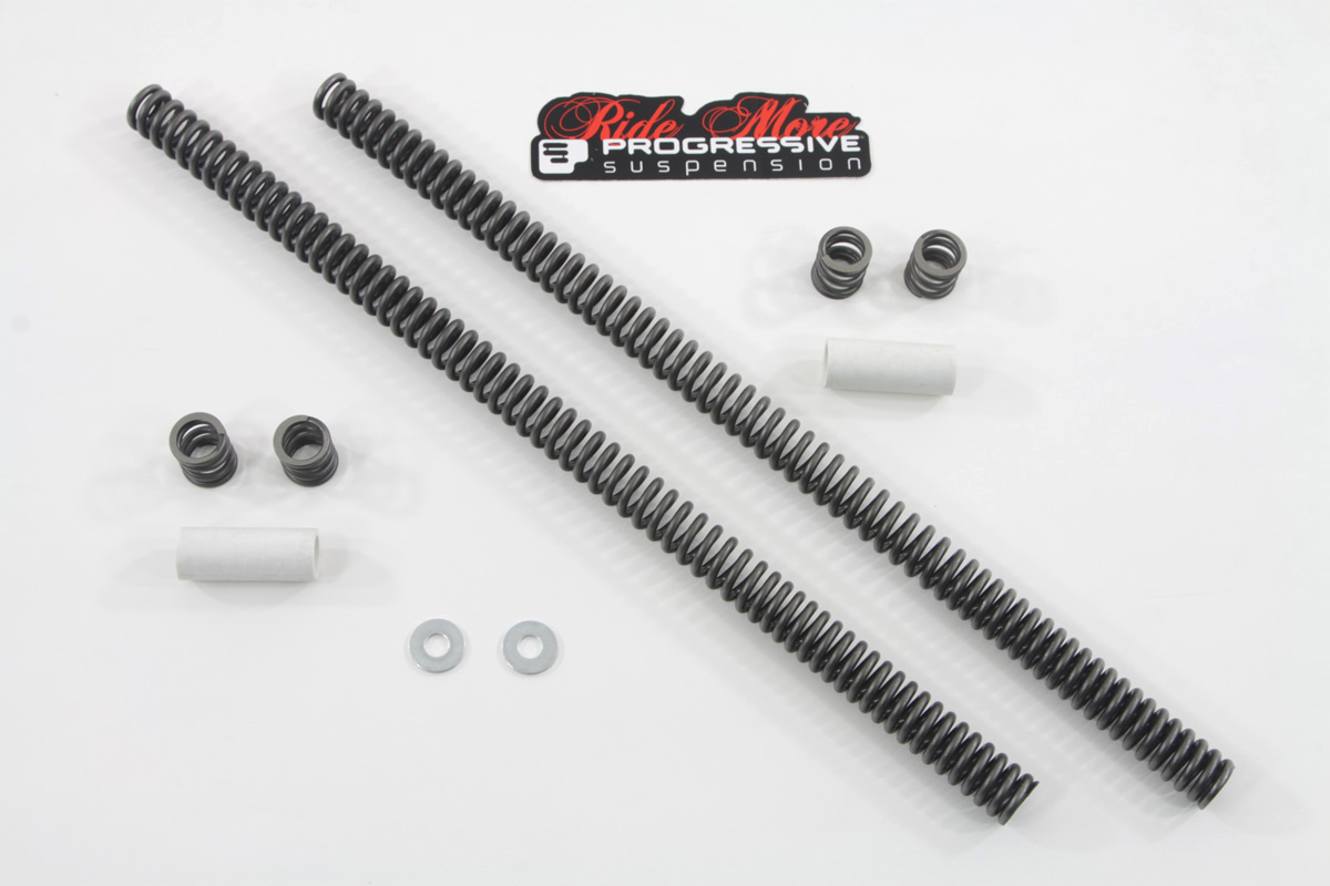 *UPDATE 35mm Fork Spring Lowering Kit