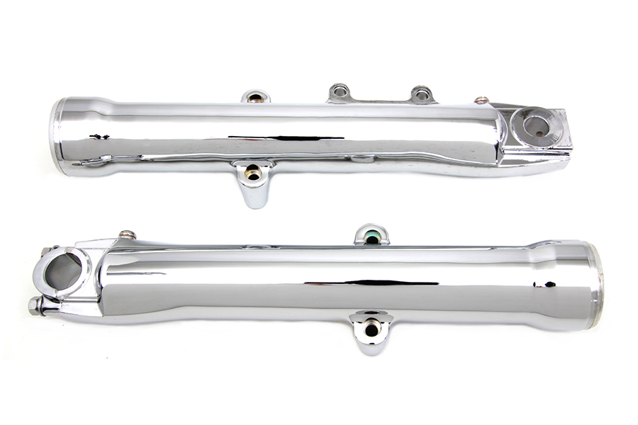 Chrome Lower Fork Slider Set