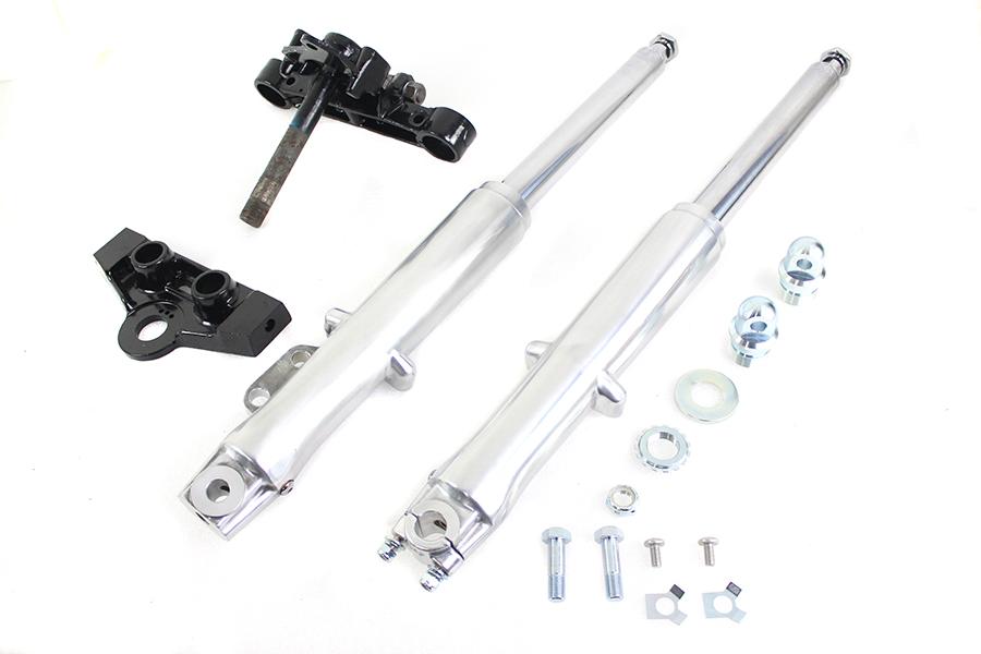 41mm Adjustable Single Disc Fork Assembly