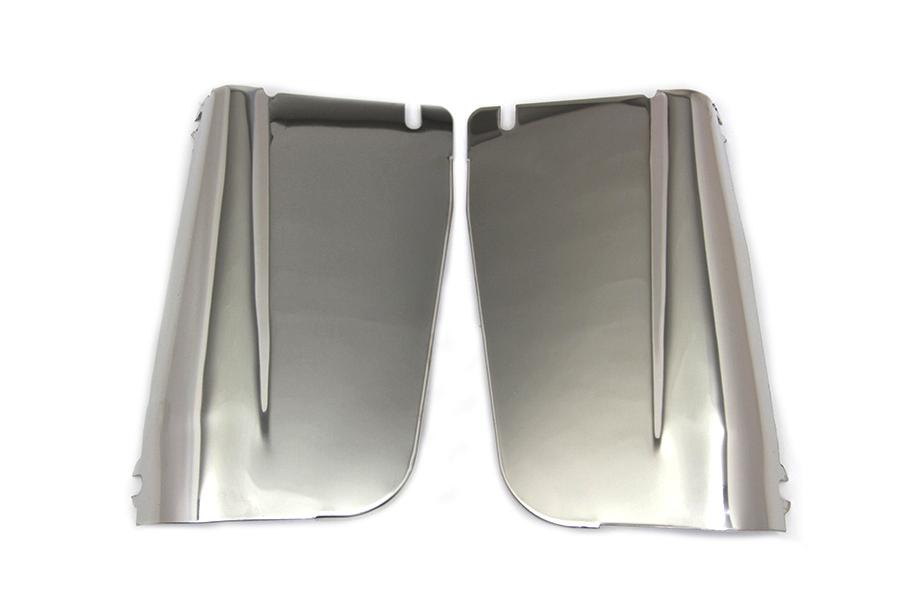 Rear Fork Panel Set Stainless
