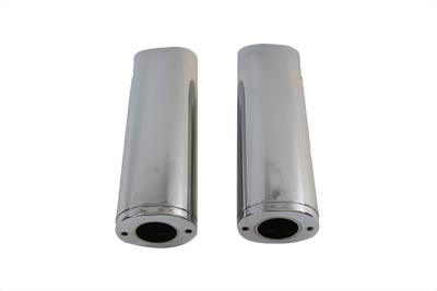 "*UPDATE Fork Slider Chrome Cover Set 3"" Over Stock"