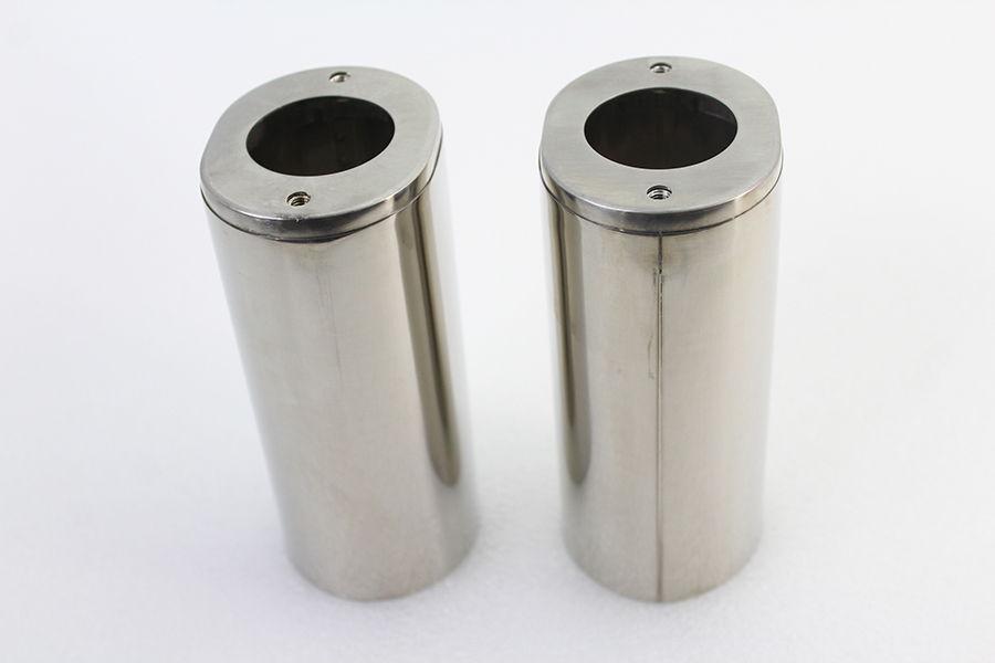 Fork Slider Cover Stainless Steel