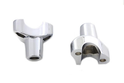 Riser Stem Set Chrome