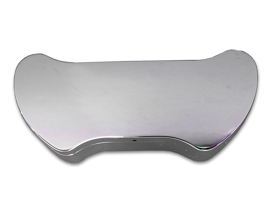 Smooth Riser Top Clamp Chrome