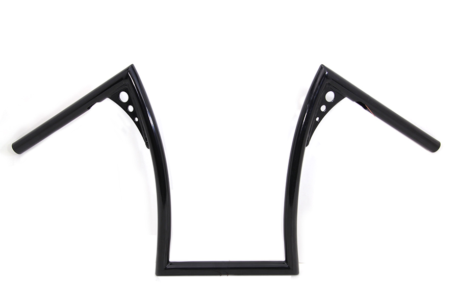 Z-Bar Handlebar With Indents