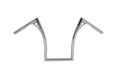 "15"" Z-Bar Handlebar with Indents"