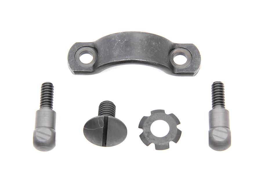 Parkerized Brake Hand Lever Screw Kit