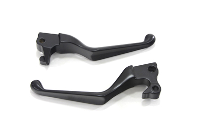 Black V-Cut Hand Lever Set