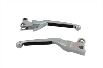 Chrome Softee Style Hand Lever Set