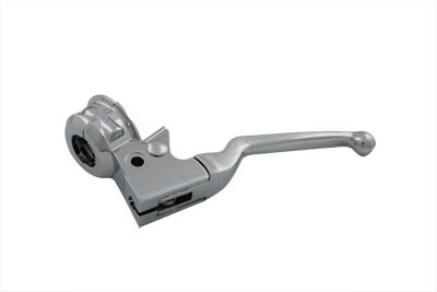 Chrome Clutch Hand Lever Assembly
