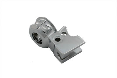 Handlebar Clutch Mount Chrome
