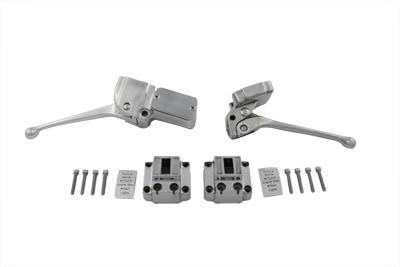 Handlebar Control Kit Polished