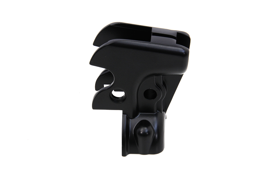 Black Clutch Hand Lever Bracket