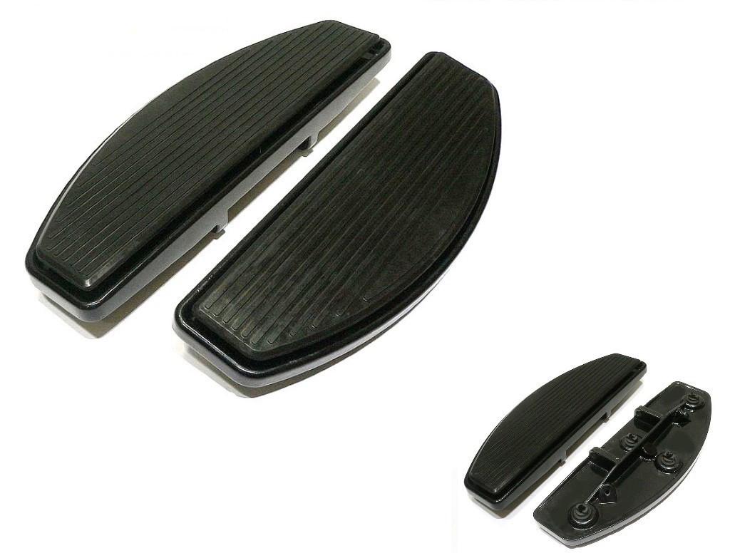 M8 Footboard Kit Black