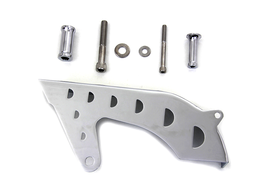 Outlaw Chrome Front Pulley Guard Kit