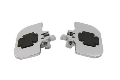 *UPDATE Passenger Mini Footboard Set with Shamrock Design
