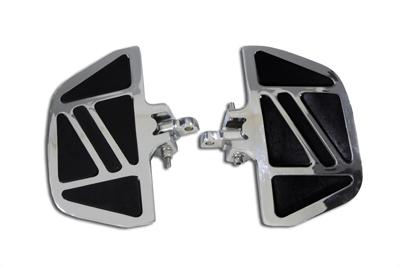 *UPDATE Passenger Mini Footboard Set with Trapezoid Design