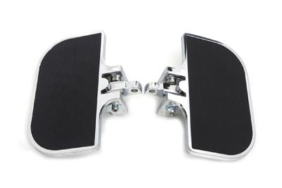 Passenger Mini Footboard Set Rubber Style