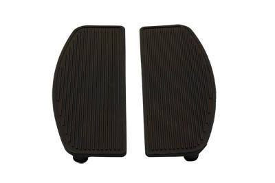 Upper Footboard Plate Black