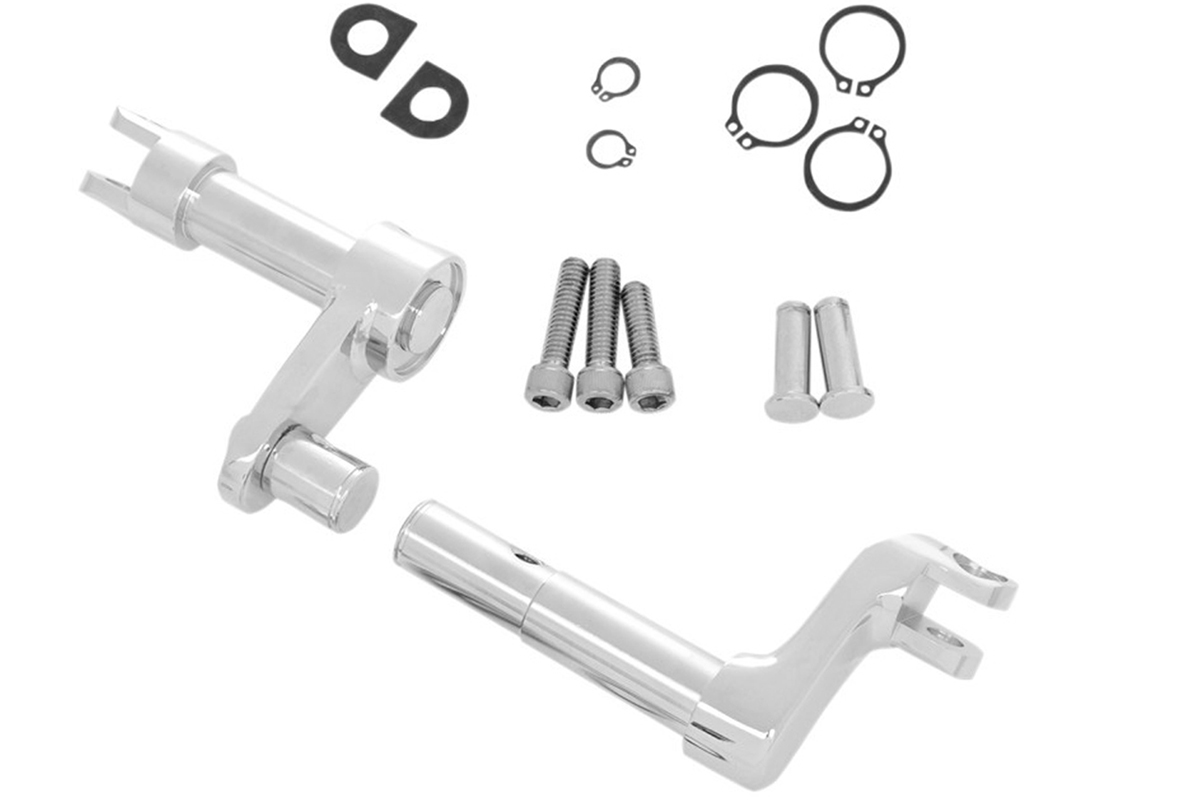 Chrome Extended Forward Control Conversion Kit