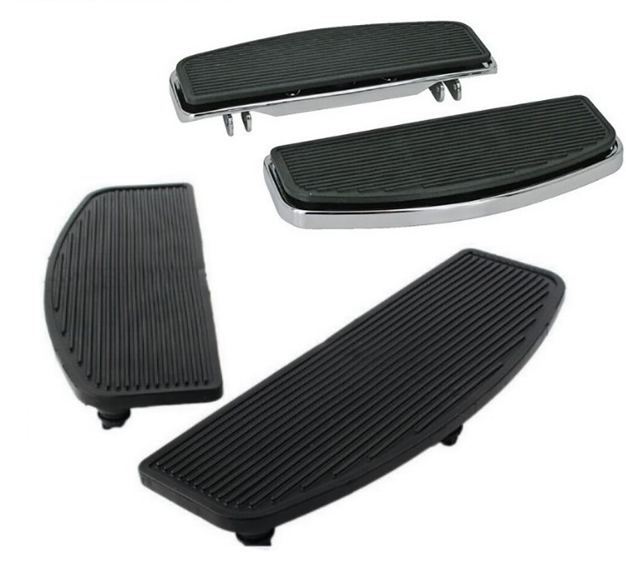 Replacement Footboard Rubber Insert Kit