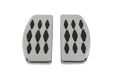 Driver Footboard Set with Diamond Design