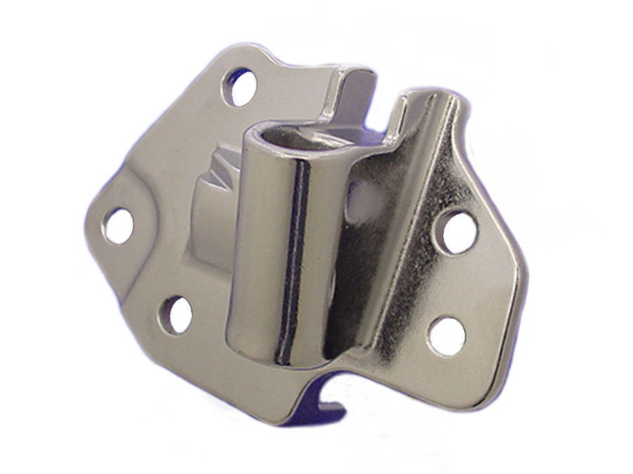 Kickstand Mount Bracket Chrome