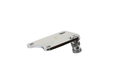 Footpeg Bracket Passenger Chrome