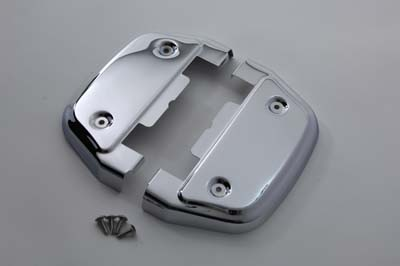Passenger Footboard Cover Chrome