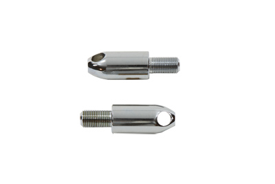 Footpeg Mount Stud Chrome
