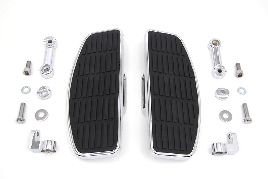 Driver Adjustable Footboard Set