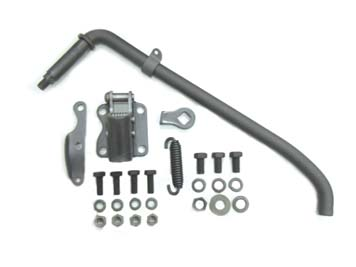 Replica Parkerized Jiffy Kickstand Assembly Kit